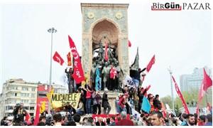 1 Mayıs alanı: Taksim!