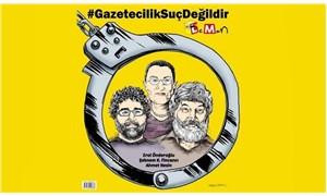 Leman: #GazetecilikSuçDeğildir