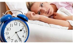 Uyku bozukluğu felç riskini artırıyor