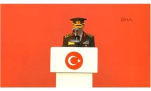 Genelkurmay Başkanı Hulusi Akar Yenikapı mitinginde konuştu