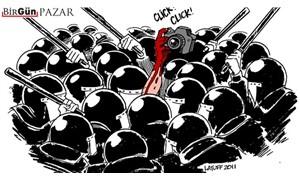 Medyada bir Arap dolaşıyor