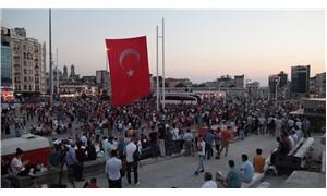 """""""Demokrasi nöbetleri"""" serbest, Somalı 301 işçiyi anmak yasak"""
