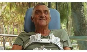 Mustafa Alabora hastaneden taburcu oldu