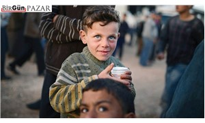 50 milyon çocuk yerinden edildi