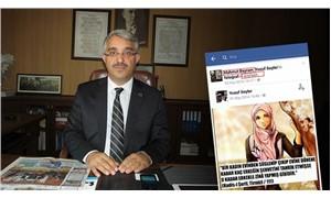 Burdur Milli Eğitim müdüründen skandal paylaşım