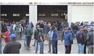 Binlerce petrol işçisi iş bıraktı: Türkiye Petrolleri küçültülemez!