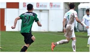Pamukkalespor 6 kişi kalınca maç tatil edildi