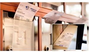 'Başkanlığın Faturası' posta kutularına atıldı