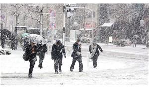 Meteoroloji: Kar ve yağmur geliyor