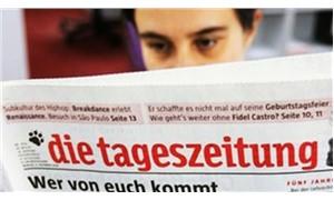 Taz, basın özgürlüğü için Türkçe-Almanca çıkacak