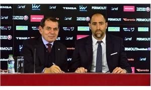 Galatasaray, Hırvat Teknik Direktör Igor Tudor ile imzaladı