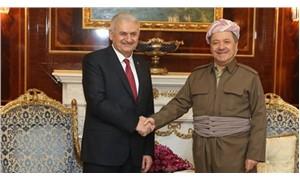 Binali Yıldırım bugün Barzani ile görüşecek