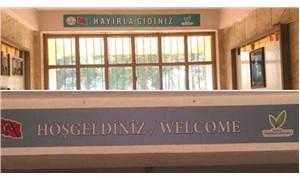 Referandum korkusu okul tabelasında: Hayırla gidiniz yerine Welcome