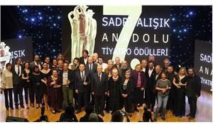7. Sadri Alışık Ödülleri sahiplerine verildi