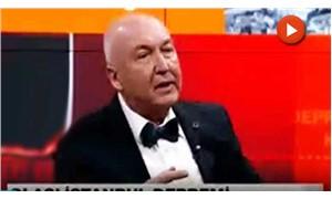 Prof. Övgün, canlı yayında büyük İstanbul depremi için tarih verdi