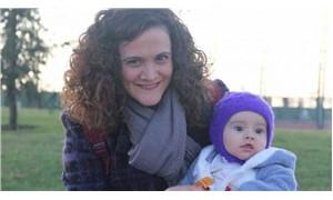 7 aylık çocuğu ile cezaevine konuldu