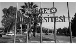 Ege Üniversitesi, mahkemenin beraat kararına rağmen, öğrencilere uzaklaştırma verdi!