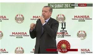 Erdoğan: Evet demek yüksek hızlı tren demektir