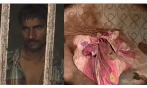Öldürdüğü çocuğun cesedini yerken yakalandı!