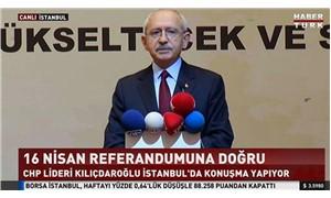 Kılıçdaroğlu: Bu süreç Türkiye meselesidir