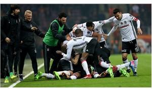 Beşiktaş, Galatasaray deplasmanında tek golle güldü