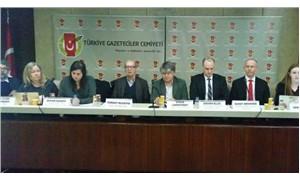 'Gazeteciler şartsız, ve koşulsuz olarak serbest bırakılmalı'