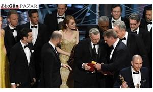 Oscar, dışı seni, içi beni yakar!