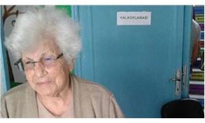 102 yaşında sandığa gitti