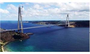 İki köprünün geliri üçüncü köprünün ödemesine yetmiyor