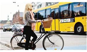 İşe bisikletle gitmek sağlık risklerini yarıya indiriyor