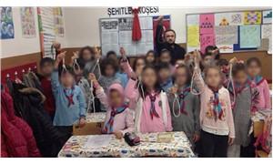 3. sınıf öğrencilerine idam ipi vererek fotoğraf çektiren öğretmene soruşturma
