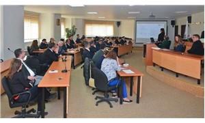 Maltepe Belediyesi işçilere iş güvenliği eğitimi verdi