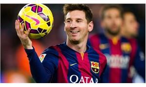 Messi: Bugüne kadar sadece tek bir futbolcudan forma istedim