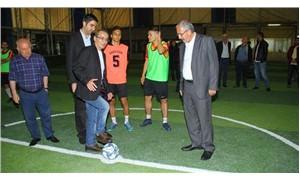 Berkin Elvan Futbol Turnuvası başladı