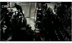 4 bin liralık sigara hırsızlığı kamerada