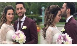 Hakan Çalhanoğlu evlendi!