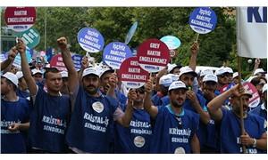AKP yine binlerce işçinin grev hakkını gasp etti!