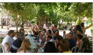Antalya Belediyesi, tek parkı yıkmak istiyor: Halk nöbete başladı