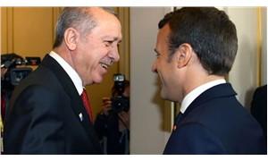 Macron, açlık grevindeki Fransız gazeteciyi sordu