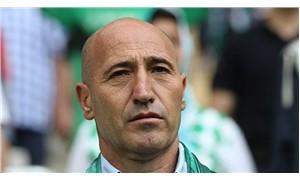 Bursaspor Teknik Direktörü Adnan Örnek istifa etti!