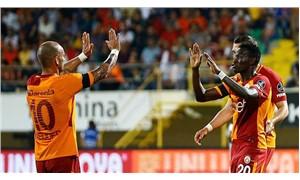 Galatasaray zar zor kazandı