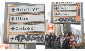 Ensar düzeni değil  Gezi düşleri kazanacak