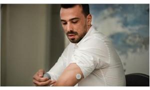 Parmak delmeden kanda anlık glikoz ölçümü yapılabiliyor