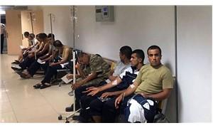 Askerlerin zehirlenmesi ile ilgili dört tutuklama daha