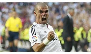 Beşiktaş Pepe ile görüşüyor