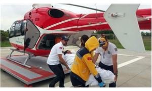 Elektrik akımına kapılan 14 yaşındaki Nazlıcan ağır yaralandı