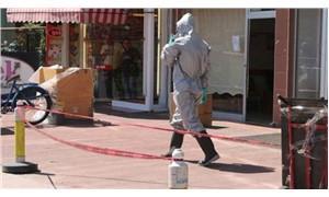 Paketten kimyasal sızdı 2 kargo işçisi etkilendi