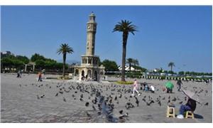 Bayramda İzmir boşaldı