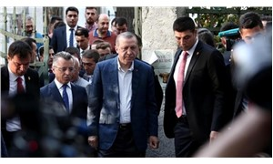 Erdoğan bayram namazı sırasında fenalık geçirdi