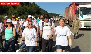 İlhan Cihaner: Yürüyüşün enerjiyi artırarak süreklileştirilmesi gerekiyor
